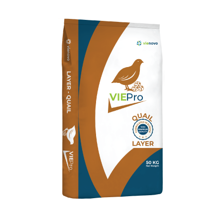 VIEPro Quail Feed - Quail Layer Animal Feed
